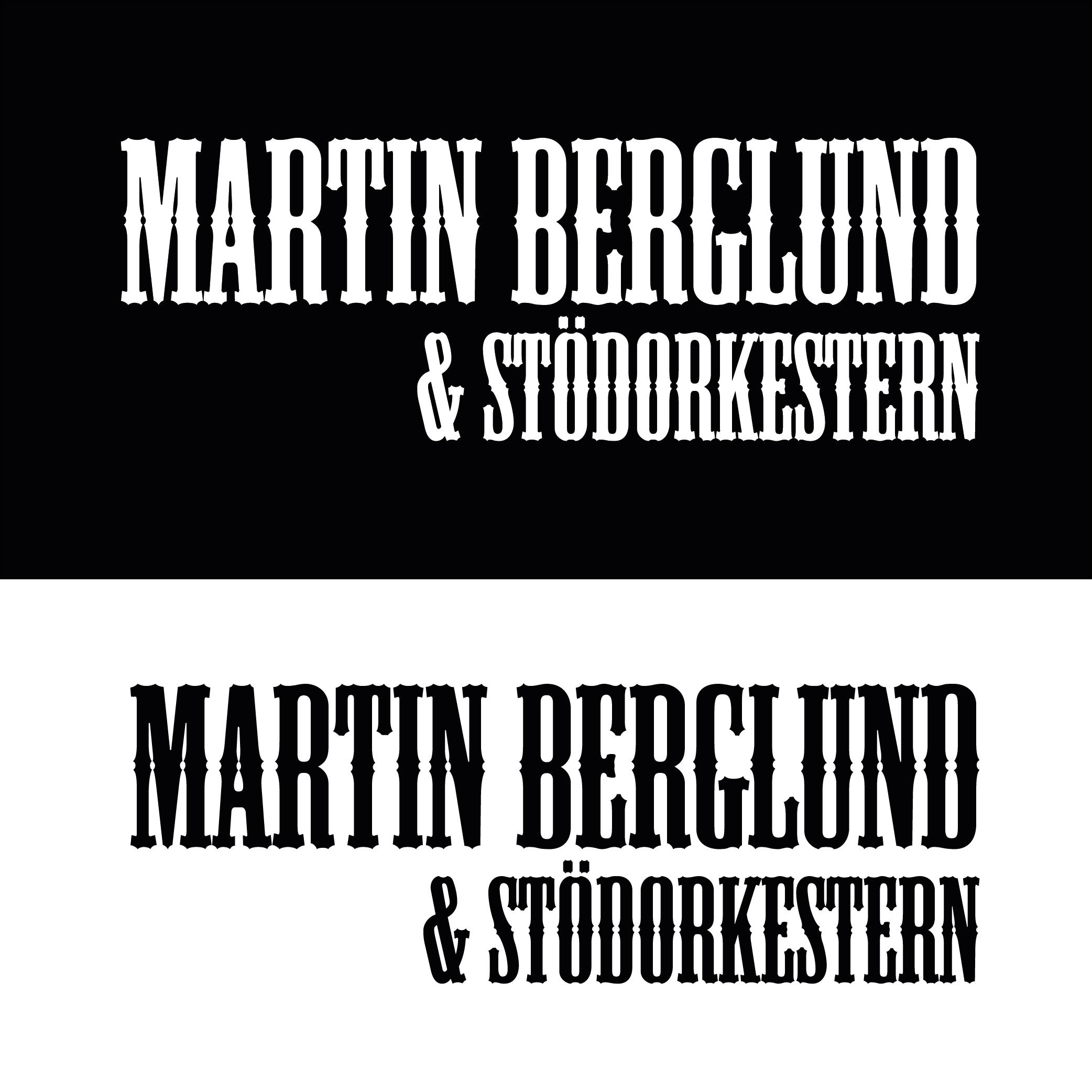 Fantastisk Dekal – Bil – Martin Berglund & Stödorkestern GC-12